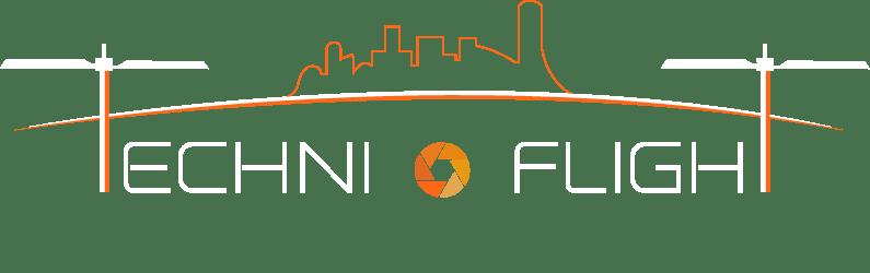 Logo TECHNI-FLIGHT - Expert de l'imagerie aérienne par drone