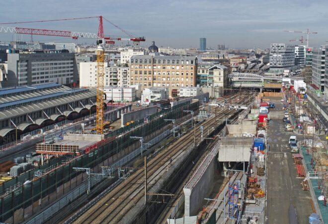 Inspection réseaux ferroviaire